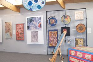 Sam Scorer Gallery, Lincoln, 2003