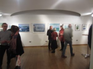 Private View, 'Seascapes and Waterways'.