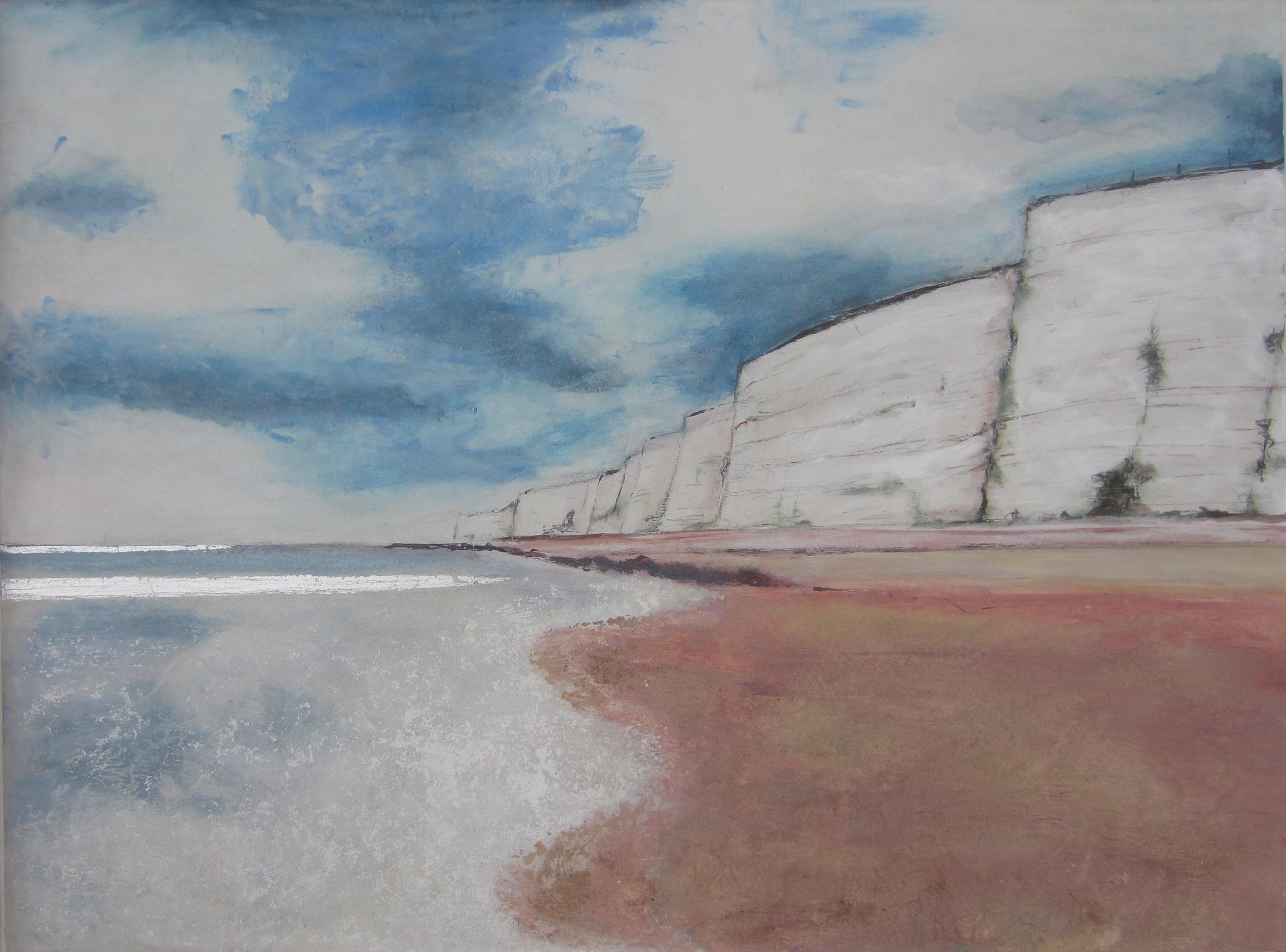 Clifftops in Sussex